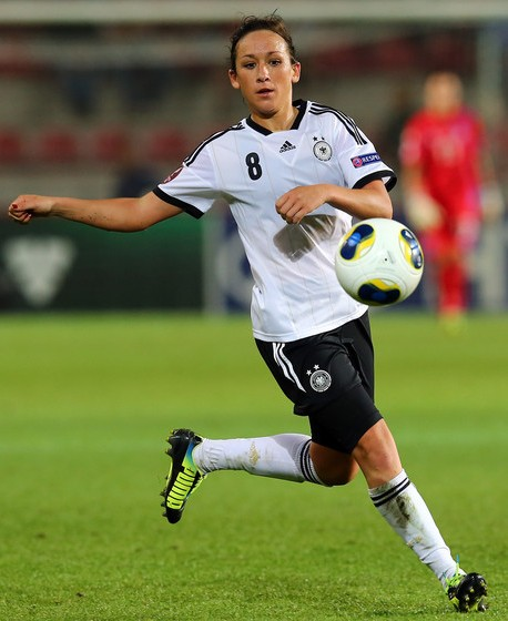 Germany's Nadine Kessler