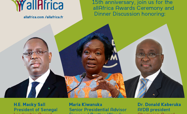 AllAfrica Global Media Marks 15 Years with Launch of AllAfrica Awards