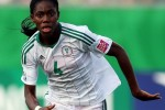 Nigeria's Asisat Oshoala for BBC Women's Footballer of the Year Award 2015 nomination