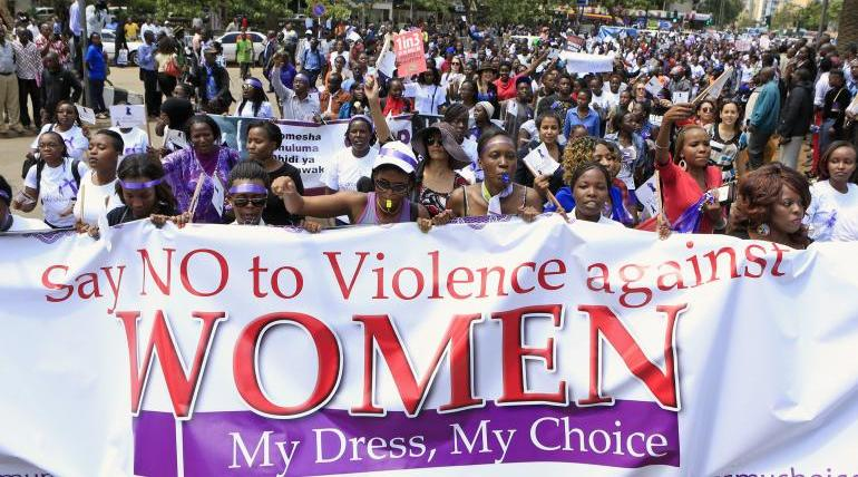Protect Women Against Election-Related Sexual Violence