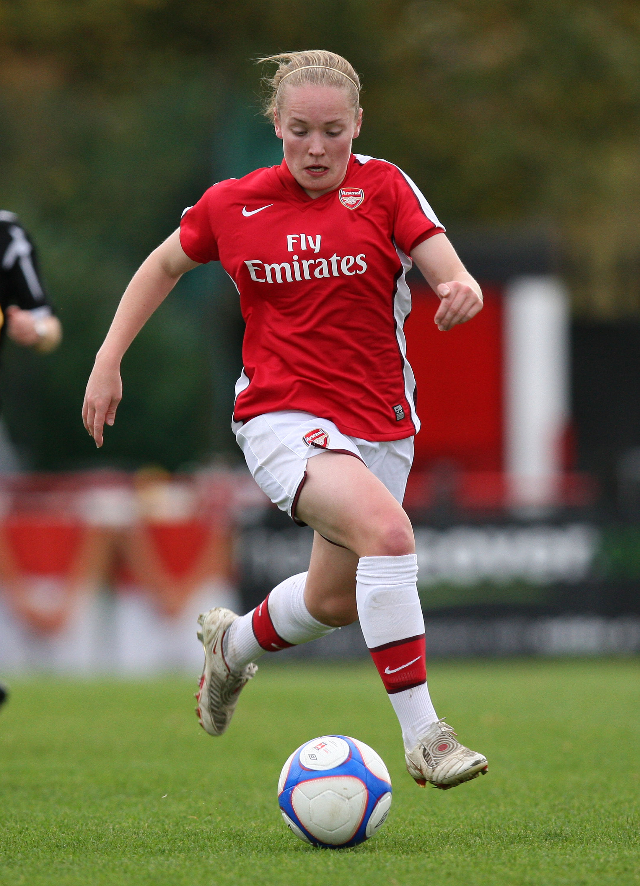 Kim Little of Arsenal Ladies