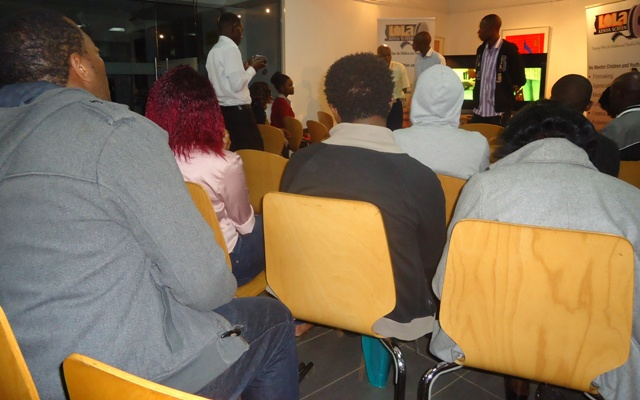 Nairobi's 85th monthly Lola Kenya Screen film forum in session