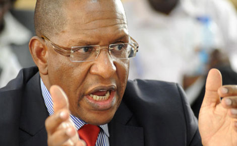 Keriako Tobiko, Director of Public Prosecutions, Kenya
