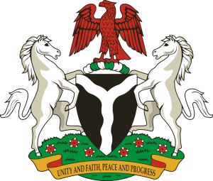 Federal Republic of Nigeria's Coat of Arms