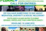 United Nations Alliance of Civilizations's plural + youth video festival 2015 call for entries