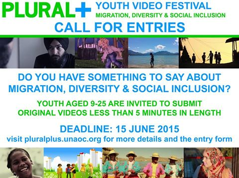 Youth-Made Videos on Migration, Diversity and Social Inclusion Wanted