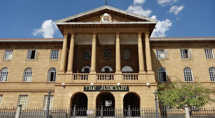 Kenya's seat of justice; the Judiciary