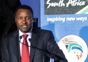 Thulani Nzima, CEO, South Africa Tourism