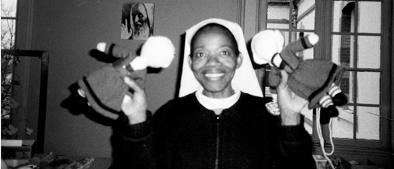 Sister_Germaine_The_Nun_ photography, 2010