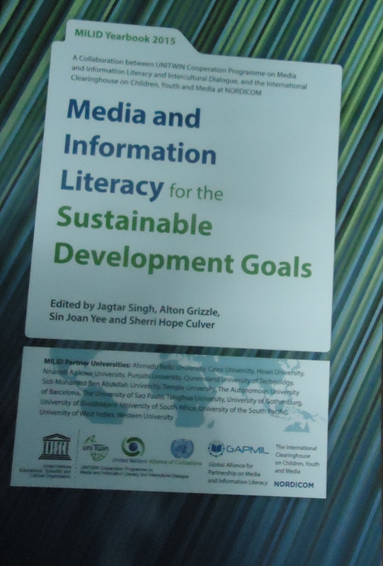 There Can Be No Sustainable Development Without Media and Information Literacy