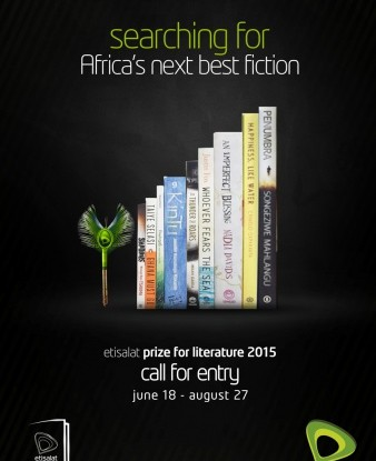 Etisalat Prize for African Literature 2015 Call for Entries