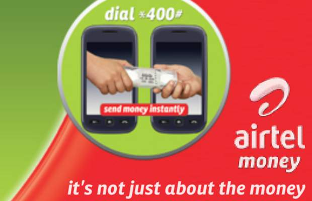 airtel money service transfer