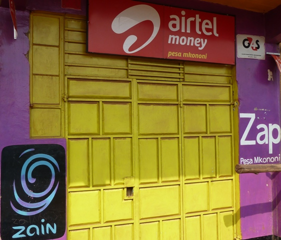 zap money transfer by zain/airtel