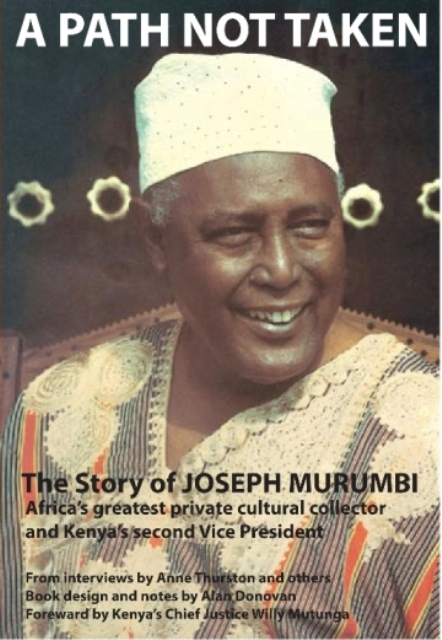 Joseph suzarte murumbi, Africa's greatest private cultural collector, kenya's 2nd vice-president
