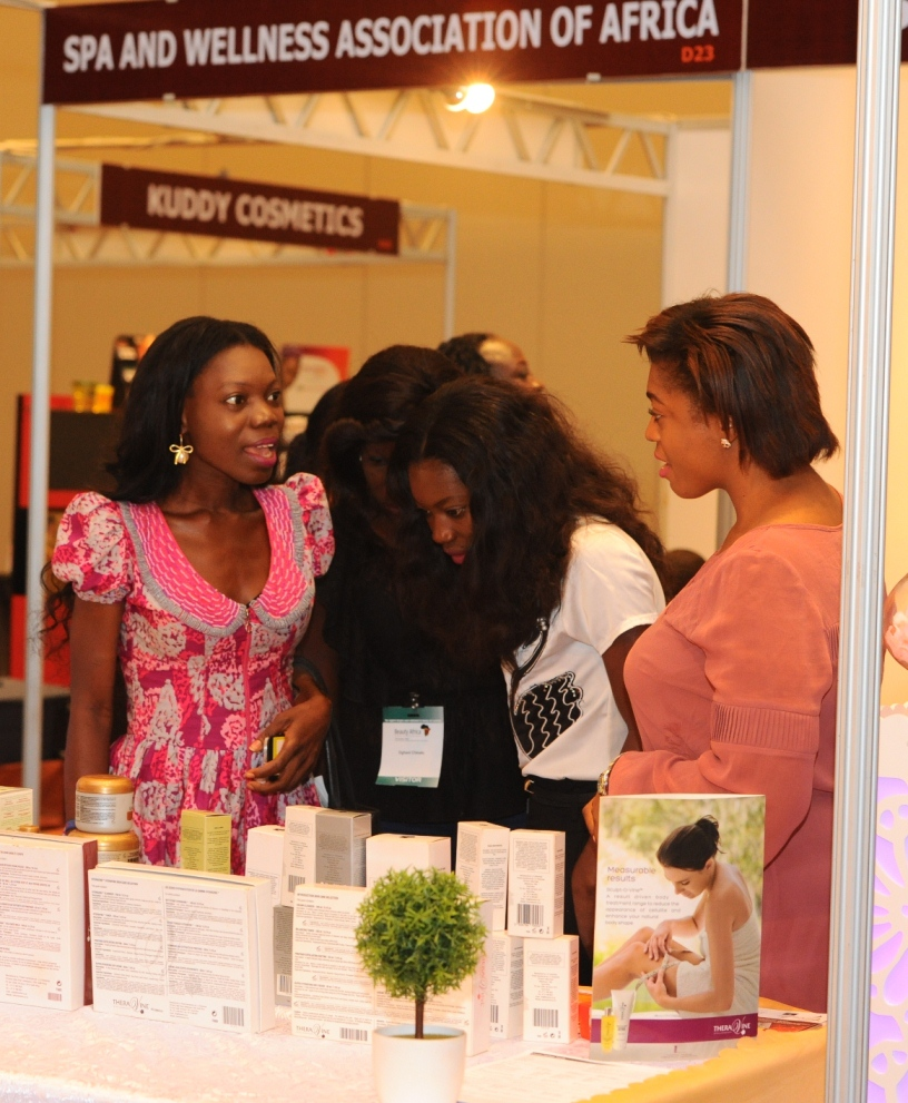 1st Beauty Africa Exhibition & Conference 2014