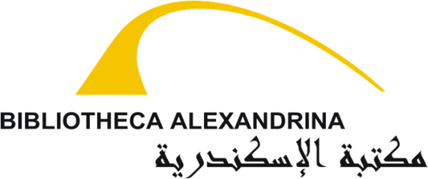Bibliotheca Alexandrina logo for 2nd Alexandria International Festival for Contemporary Theatre Call for Applications