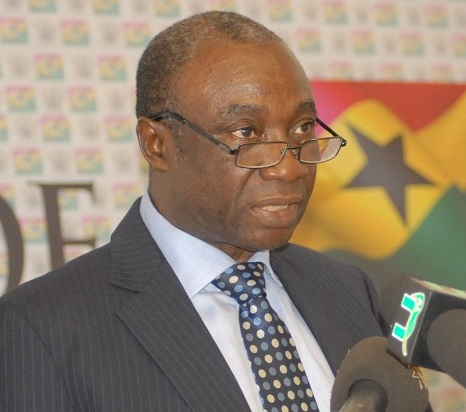 Kwabena Donkor, Minister of Power,Ghana Addresses Power Shortage Crisis