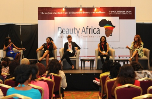 Nigeria's inaugural Beauty Africa Exhibition & Conference 2014