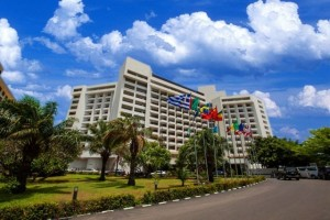 Eko Hotels & Suites, Victoria Islands,Lagos, Nigeria