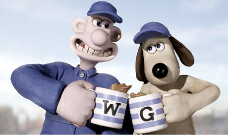 WALLACE AND GROMIT from Peter Lord, co-founder, Aardman Animations, 4-time Oscar-winning studio