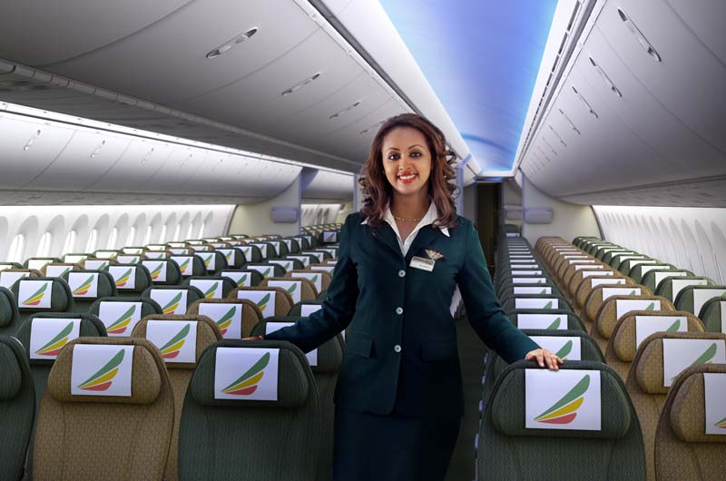 Ethiopian takes delivery of its boeing 787 dreamliner