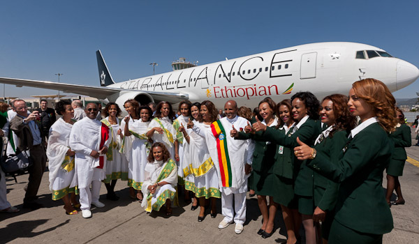 Ethiopian Wins Carrier of the Year Award, Launches Service to Third South African City