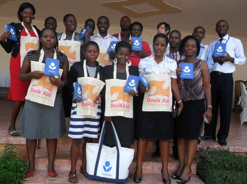 specialist e-reader training for librarians in Kampala