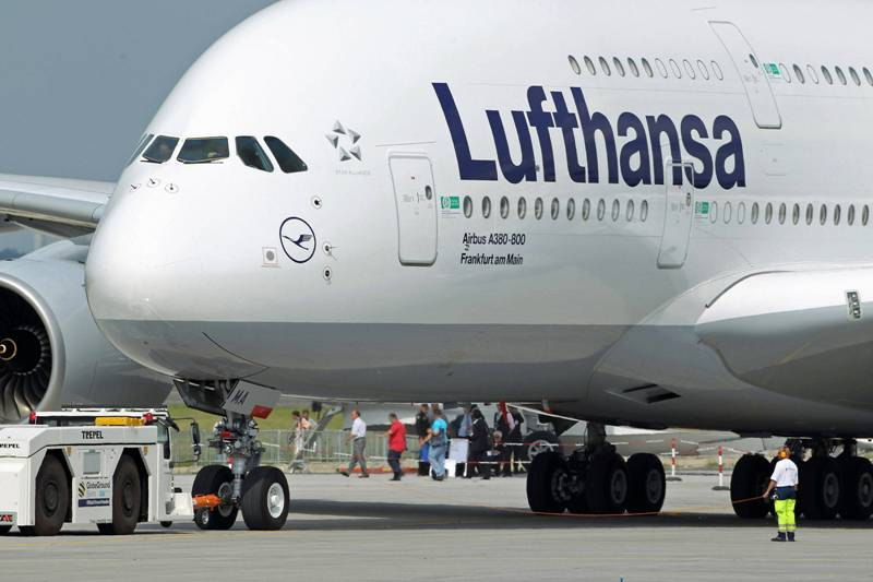 Lufthansa is Back in Nairobi!