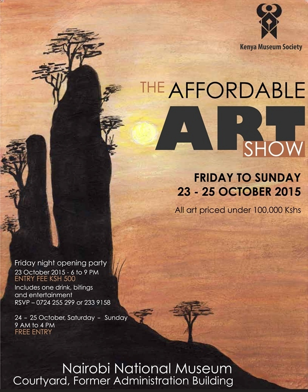 Affordable Art Show 2015