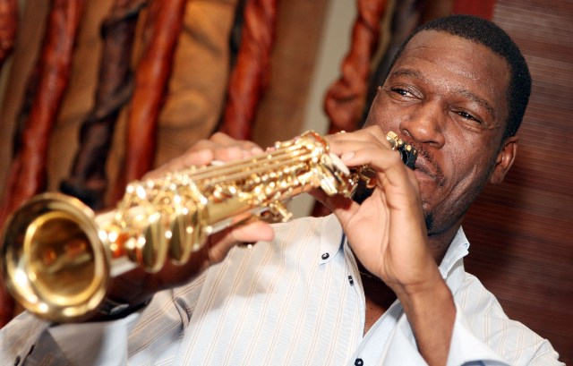 Saxophonist Isaiah Katumwa 20 years of his music career in 2015
