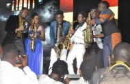 Top Ugandan Saxophonists Bring Down the House