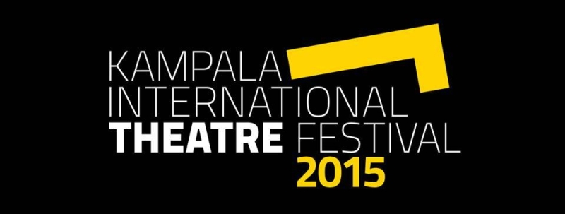2nd Kampala International Theatre Festival logo
