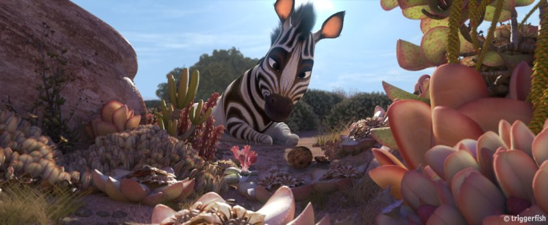 Khumba, Triggerfish's hit animated film