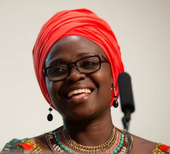 Jennifer Nansubuga Makumbi, a lecturer in Creative Writing at Lancaster University