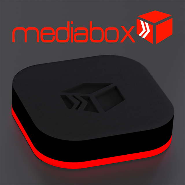 South African James Muir's Mediabox digital plug-in
