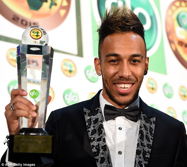 Africa's Best Footballer in 2015 Named