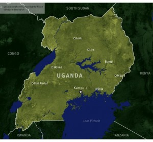 Uganda Introduces Online Visa Aplication