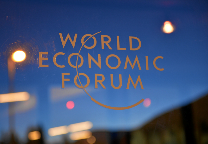 Davos usually plays host to the world's most powerful politicians and business leaders every January for the World Economic Forum where solutions to the world's problems are discussed