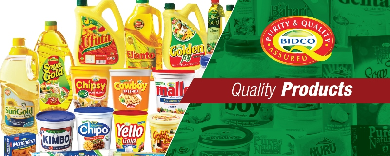 Bidco Africa products