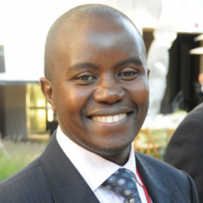 Joe Mucheru , Kenya's Minister for Information, Communications and Technology (ICT).