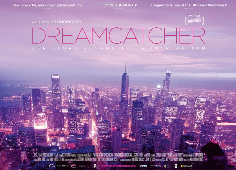 British filmmaker Kim Longinotto's Dreamcatcher won best director award at sundance 2016
