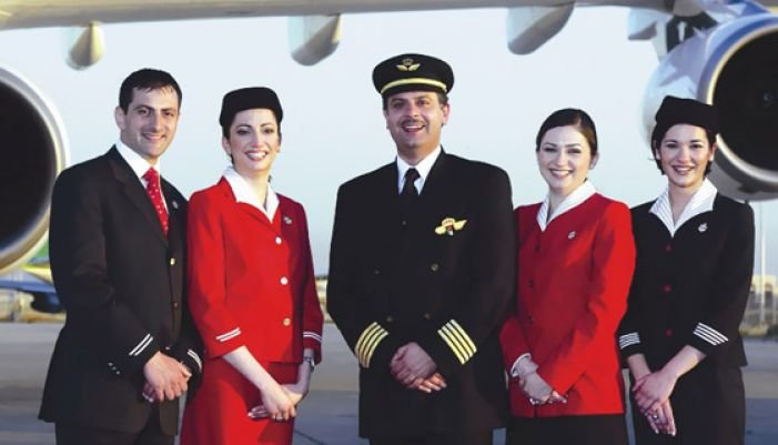 Royal Air Maroc cabin crew