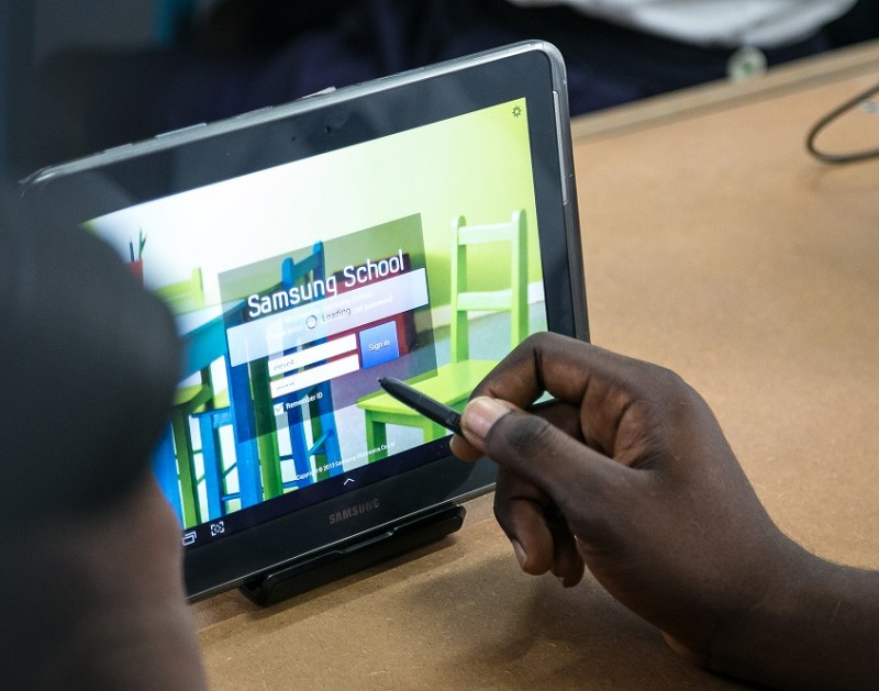 Samsung prioritises access to education, healthcare and skills for employability in Africa