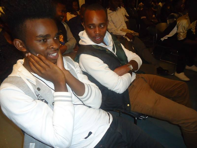 Movie lovers at 92nd Lola Kenya Screen film forum