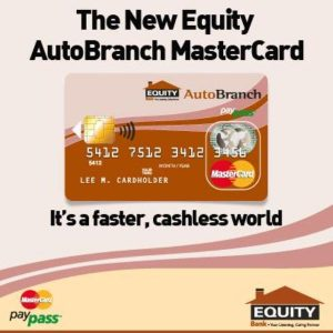 Equity Bank's Cashless World Culture
