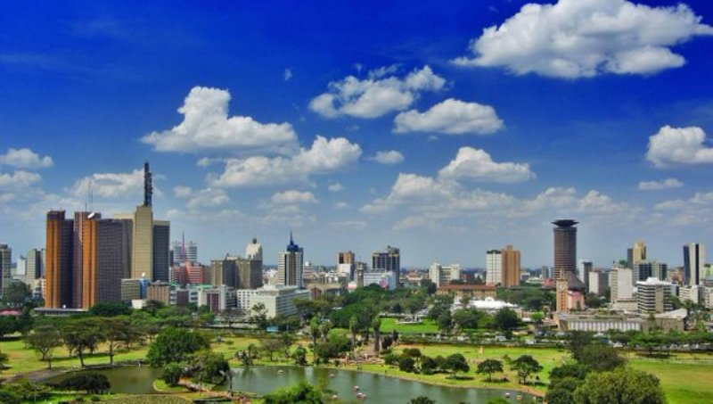 Nairobi Metropolis; the home of ArtMatters.Info