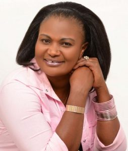 Geraldine Oduor, a former secondary school teacher who sings gospel music