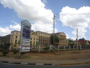 Milimani Law Courts, Upper Hill, Nairobi