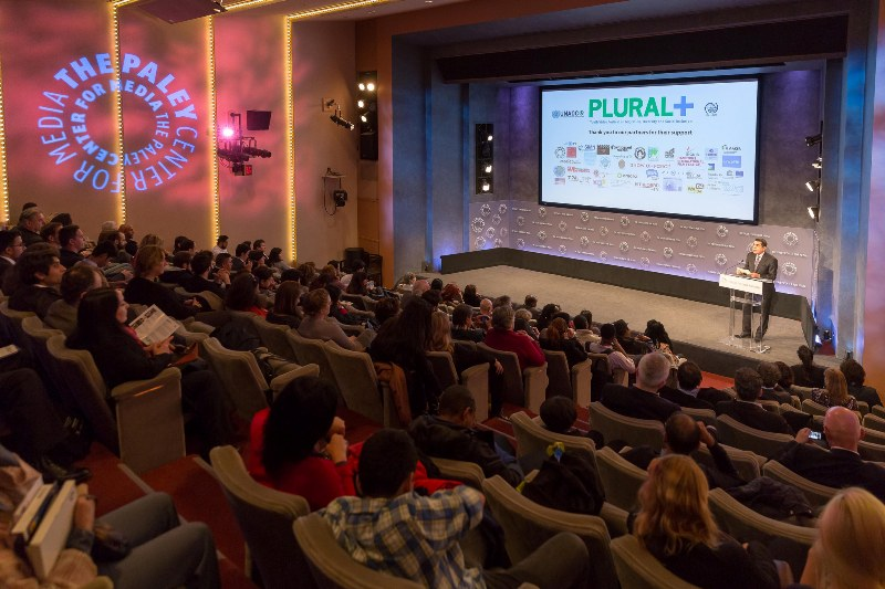 PLURAL + Festival Awards Ceremony at the Paley Center for Media