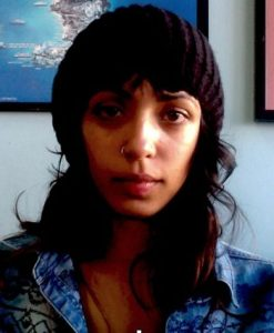 Sheetal Magan's interests are in both experimental and dramatic storytelling.